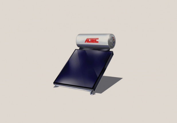 Ηλιακός θερμοσίφωνας ALTEC
